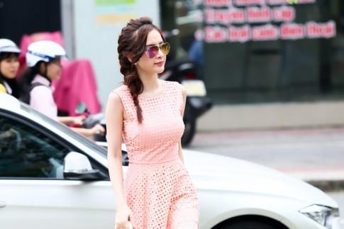 Angela Phương Trinh từ chối lời mời đóng phim khoe ngực