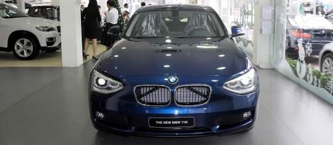 BMW 116i: them lua cho xe nho hang sang