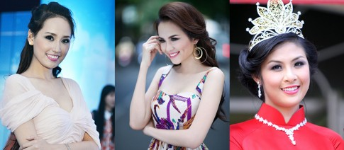 Bo ba hoa hau Viet hoi tu trong The Fashion Star 2013