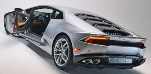 Can canh sieu xe Lamborghini Huracan LP610-4