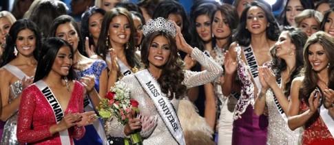 Hoa hậu hoàn vũ 2013: Hoa hậu Venezuela đăng quang