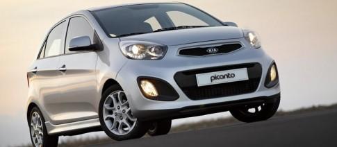 Kia Picanto giam gia, Hyundai Grand i10 chay hang