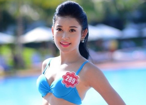 Luan 'van han' la so tu vi cua A hau Huyen My sau 'scandal anh nong'