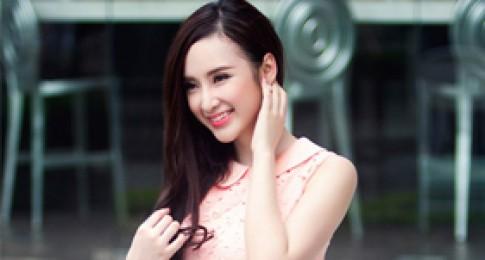 Ngam Angela Phuong Trinh xinh nhu cong chua