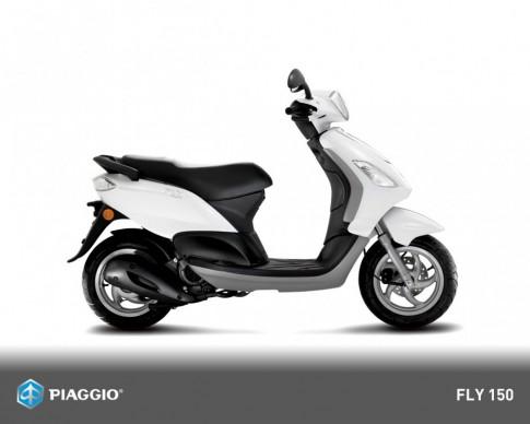 Thông số kĩ thuật Piaggio Fly 2012