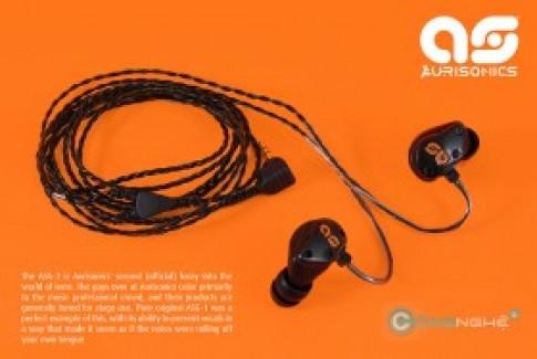 Aurisonics ASG-2 tai nghe Hybird phong cach My