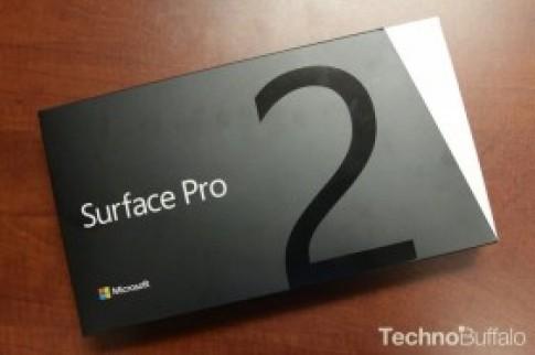 Dap hop Microsoft Surface Pro 2: binh cu ruou moi?