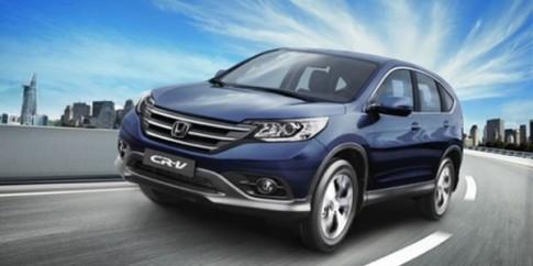 Honda Viet Nam trieu hoi hang tram xe Civic va CR-V