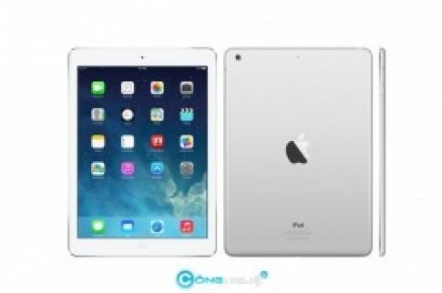 iPad Air chay nhanh hon dan anh iPad 4 den 80%!