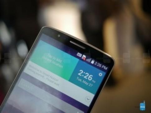 LG G3 chay chip Snapdragon 805 se ra mat vao thang 7