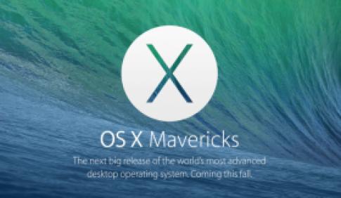 Mac OS X Mavericks cap nhat mien phi chinh thuc duoc phat hanh