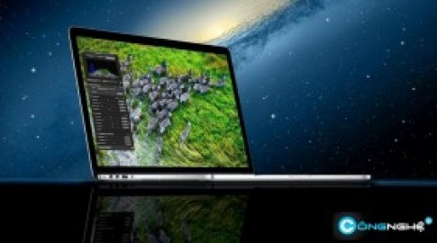 Vi sao MacBook Pro Retina dang mua hon MacBook Pro?