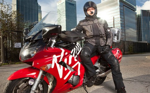 Moto Taxi tai Thu Do nuoc Anh