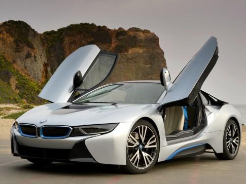 BMW i8 doat giai Xe Xanh cua nam 2015