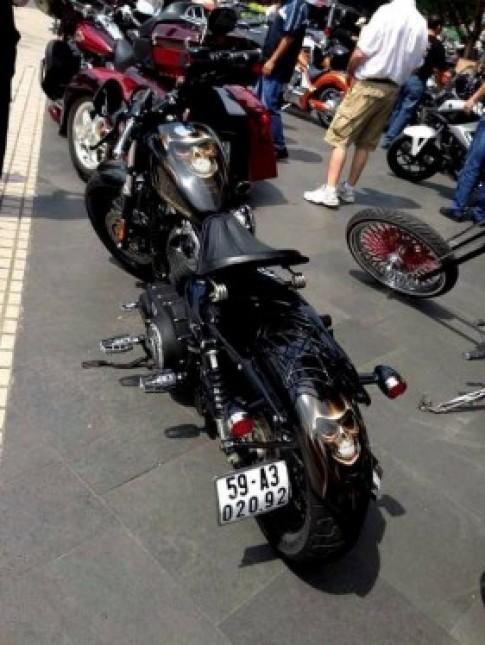 10 mẫu môtô độ 'hot' nhất Việt Nam năm 2013