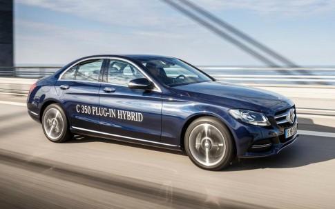 10 mau PHEV cua Mercedes-Benz se ra mat vao nam 2017