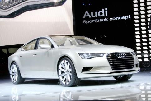 Audi TT Sportback, doi thu moi cua Mercedes-Benz CLA