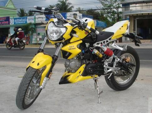Bo suu tap nhung chiec Honda 67 do sieu khung tai Viet Nam