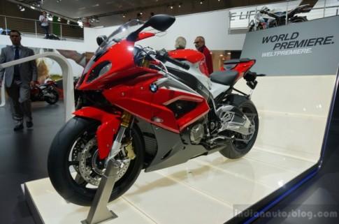Can canh sieu moto BMW S1000RR phien ban moi vua duoc ra mat