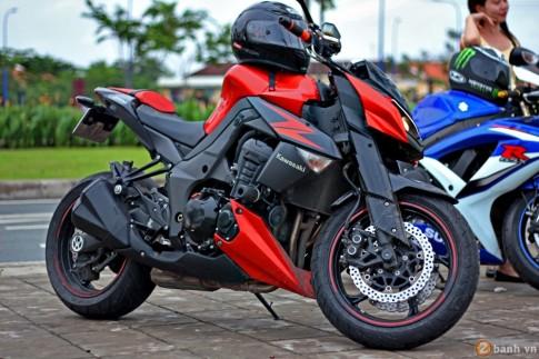 [Clip] - Cùng 2banh.vn test thủ Kawasaki Z1000