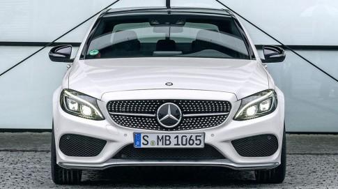 Cong bo gia ban Mercedes-Benz C450 AMG Sport