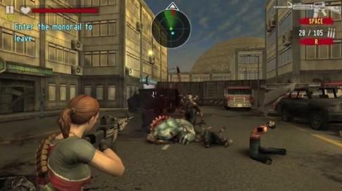 Contract Killer Zombies 2 - Tieu diet xac song bao ve hoa binh