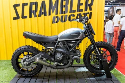 Ducati Scramber Do Retro tai Bangkok Motor Show 2015