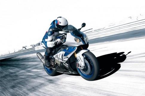 Hang xe BMW Motorrad da ban duoc 100.000 xe trong quy 3/2014