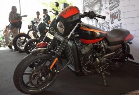 Harley-Davidson Street 750 o Viet Nam co gia re hon tai Malaysia