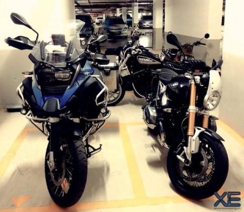 Hé lộ giá bán những mẫu mô tô BMW chính hãng tại Việt Nam