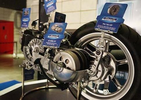 Hiểu sâu hơn về động cơ Blue Core mới của Yamaha
