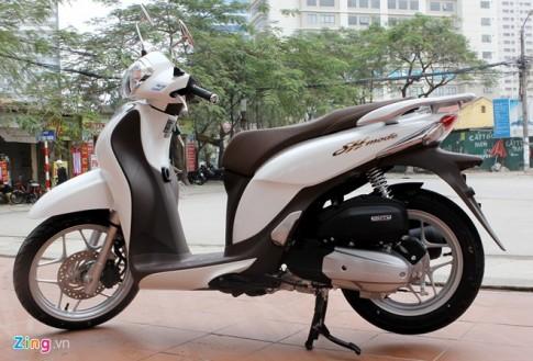 Hinh anh chi tiet Honda Sh Mode 2015 ngoai Cua hang