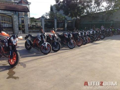 Hội KTM Việt Nam lần đầu đi phượt sang Campuchia