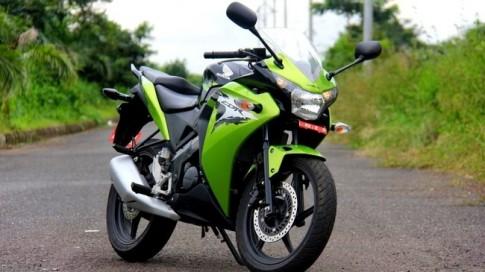 Honda CBR150R 2014 khi sức mạnh tăng thêm nhưng vẫn tiết kiệm nhiên liệu