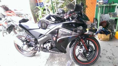 Honda CBR150R do full option Biker tai Sai Gon
