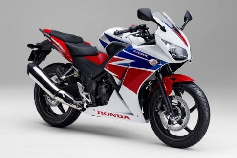 Honda CBR250 2015 dong co manh me hon cung dien mao moi