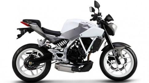 Hyosung GD250N xe moto sieu nhe, gia re va co thiet ke dep cua Han Quoc