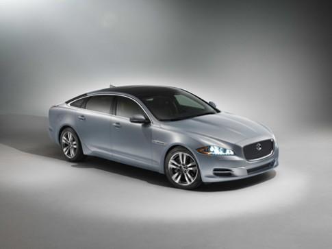 Jaguar XJ, dong sedan hang sang tu nuoc Anh