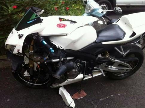 Loi canh tinh cho cac biker tre thich muon xe PKL khi chua biet chay