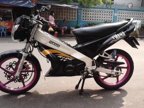 Luận bàn về các dòng xe 2 thì của Yamaha