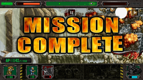 Metal Slug Defense: Rambo lun tai xuat
