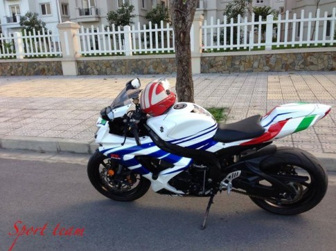 Nghe cao nhan binh luan Suzuki GSX-750R