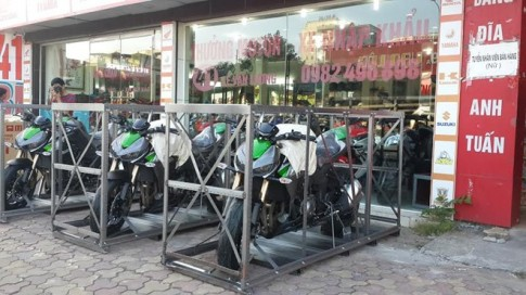Nhung chiec phan khoi lon hot co mat tai Thuong Motor