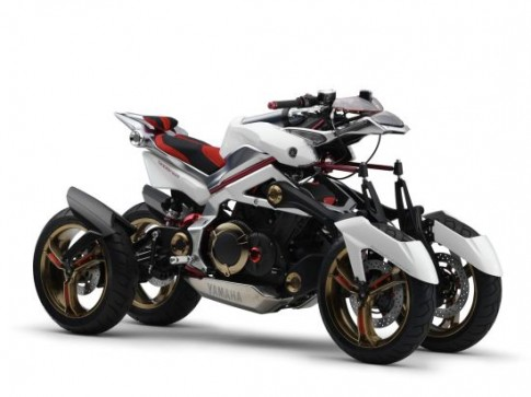 Nhung mau xe concept cuc dep cua Yamaha mai bi chon vui