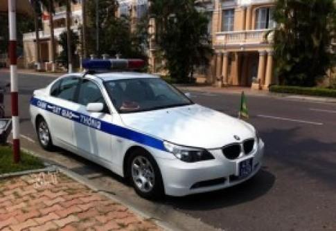Những mẫu xe độc của Cảnh sát giao thông Việt Nam