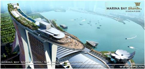 Singapore: Phong thủy Marina Bay Sand như lưỡi dao sắc nhọn