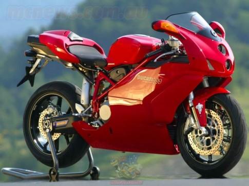 Suc manh cua Ducati 999