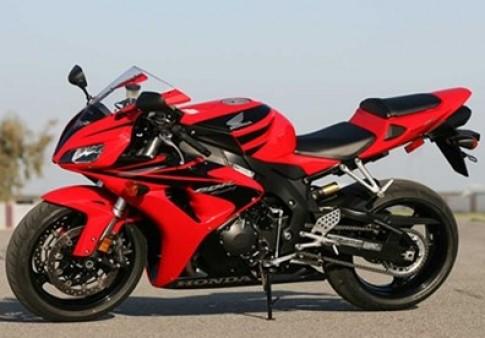 Top 10 mẫu môtô đẹp nhất của Honda