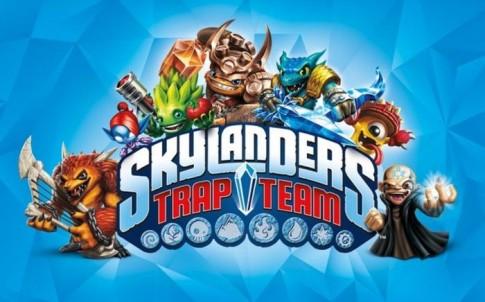 Truy lung quai vat Skylanders Trap Team
