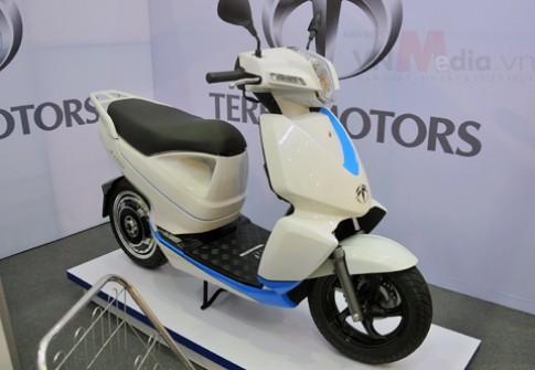 Xe máy điện đắt hơn Honda SH sẽ được ra mắt vào cuối tuần